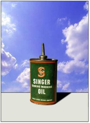 Singer Oil by Joe Ruffo