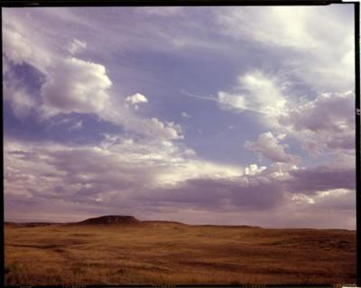 South of Sidney, Cheyenne County, NE, August 29, 1986 by John Spence