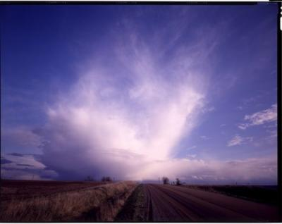 Lancaster County, Nebraska, April 15, 1999 by John Spence