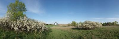 Olive Creek Road, Lancaster County, Ne, April 17, 2010 by John Spence