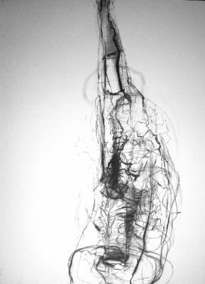 Portal Series No 2, Reaching Up by Teresa Schmidt