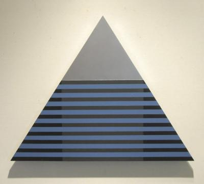 Pyramid Blue 58 degrees, GM, Root 5 by Deon Bahr