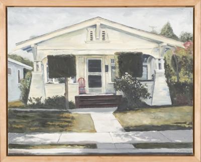 California House by Edwin Carter Weitz