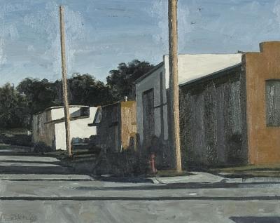 Assemblage by Edwin Carter Weitz