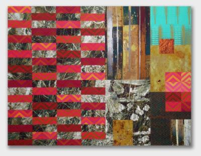 Abstraction No. 6: Afterimage by Michael James