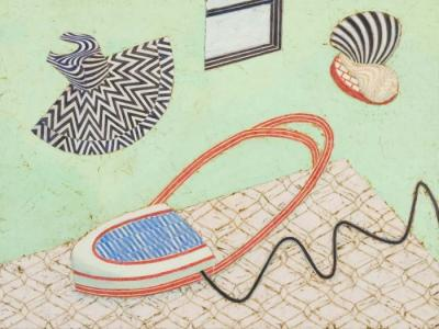 Vacuum by Martha Horvay
