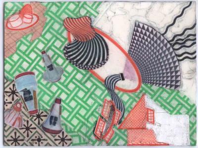 Muted Celebration by Martha Horvay