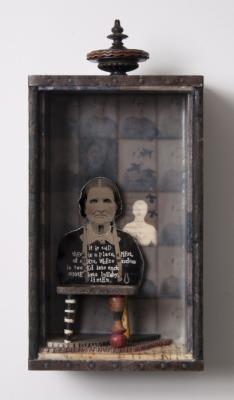 Grandmother Chair by Janet Eskridge