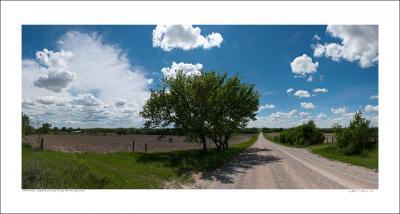 Rock Creek Road by John Spence