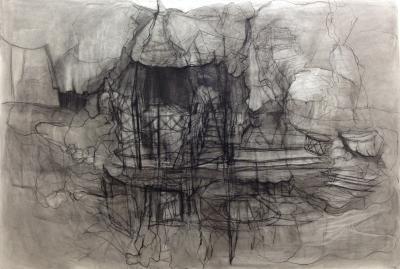 Healing Huts by Teresa Schmidt