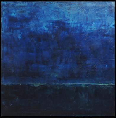 Dive In #1 by Graceann Warn