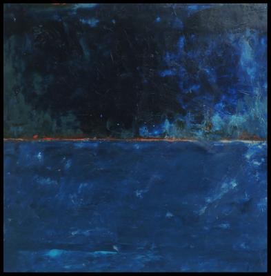 Dive In #2 by Graceann Warn