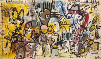 Line Works No. 1582 by Brian Gennardo