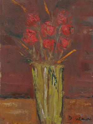 Arrangement in Orange by Stephen Dinsmore