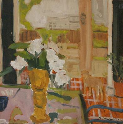 Porch Repose No. 3 by Stephen Dinsmore