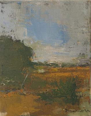 Rural Landscape by Stephen Dinsmore