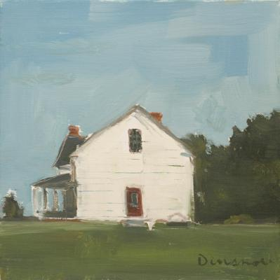 White House by Stephen Dinsmore