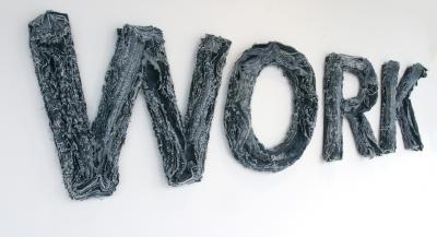 WORK by Jamie Burmeister