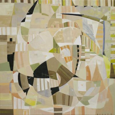 Rabbit Hole by Jacqueline Kluver