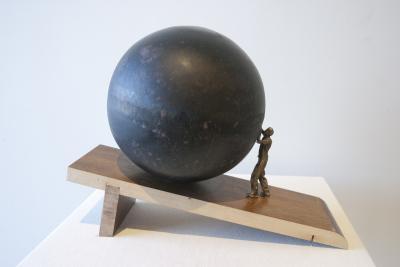 Sisyphus No. 2 by Jamie Burmeister