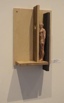 Figure No. 5 by Jamie Burmeister