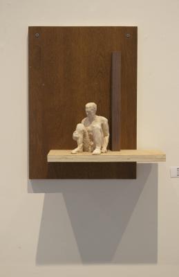 Figure No. 4 by Jamie Burmeister