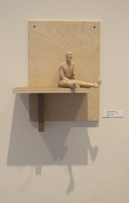 Figure No. 3 by Jamie Burmeister