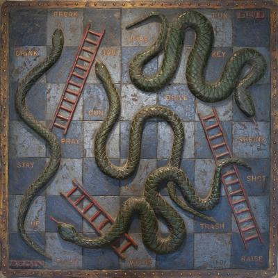 Snakes and Ladders by Troy Muller