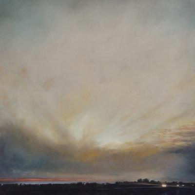 Abating Skies 10.04 by Jennifer Homan