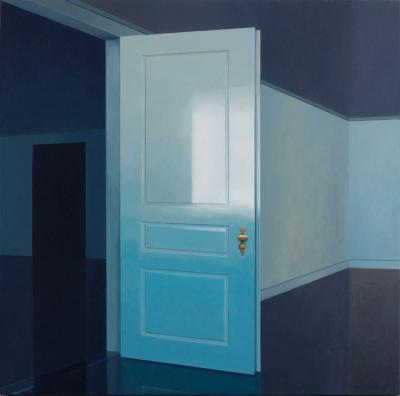 Door to the Interior by Merrill Peterson
