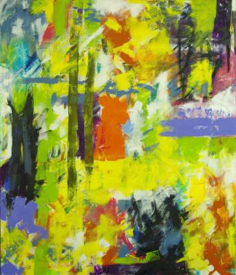 Emergence by Cathy Palmer