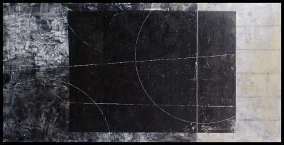 Cosmic Structure No. 2 by Graceann Warn