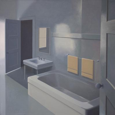 Elanor's Bath by Merrill Peterson