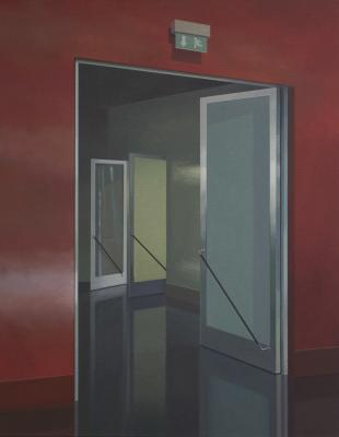 Arp's Door by Merrill Peterson