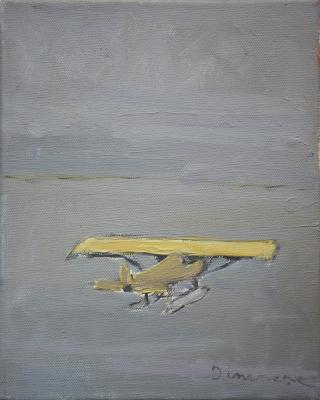 Float Plane by Stephen Dinsmore