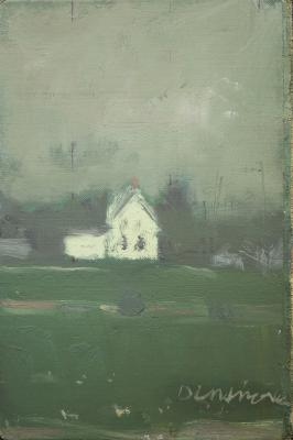 The Yellow House by Stephen Dinsmore