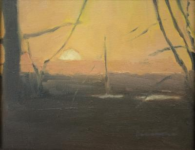 Late Light by Stephen Dinsmore