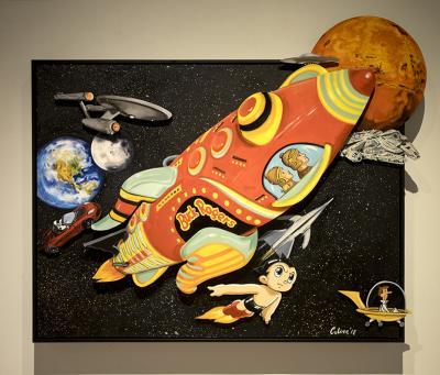Evolution of Inspiration by Bob Culver