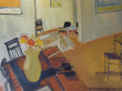 Interior by Stephen Dinsmore