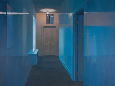 Light at the End of the Hall by Merrill Peterson