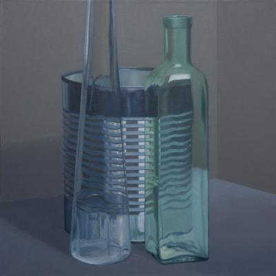 Glass and Tin by Merrill Peterson