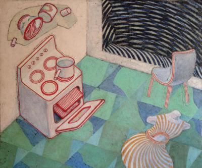 Omen  by Martha Horvay