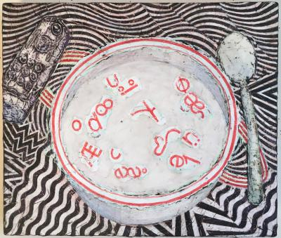 Alphabet Soup by Martha Horvay