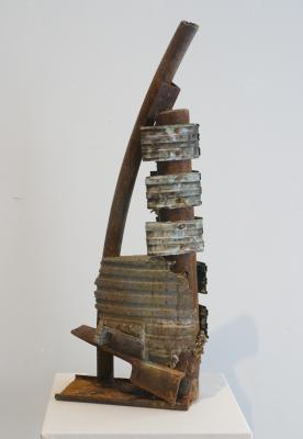 Copper Mast by Mike Baur