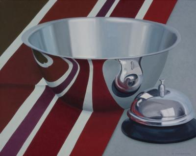 Ring Bell for Service by Merrill Peterson