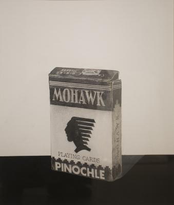 Mohawk by Joe Ruffo