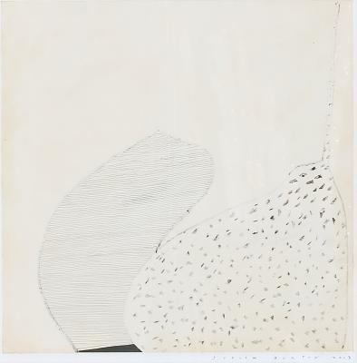 Speckled Gourd by Judith Burton