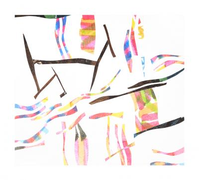 Sticks by George Haecker