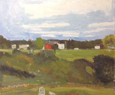 Summer in Maine by Stephen Dinsmore