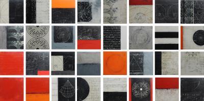 Science + Math Tiles by Graceann Warn